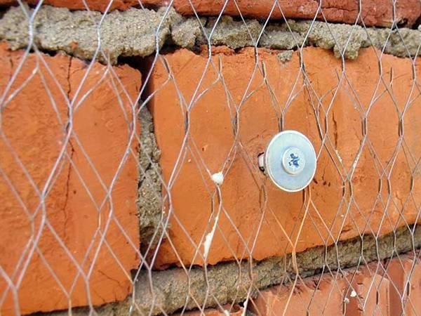 Chicken Wire Mesh Hexagonal Wire Netting For Plastering